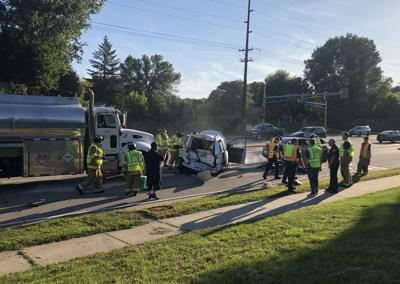 County Road 42 crash