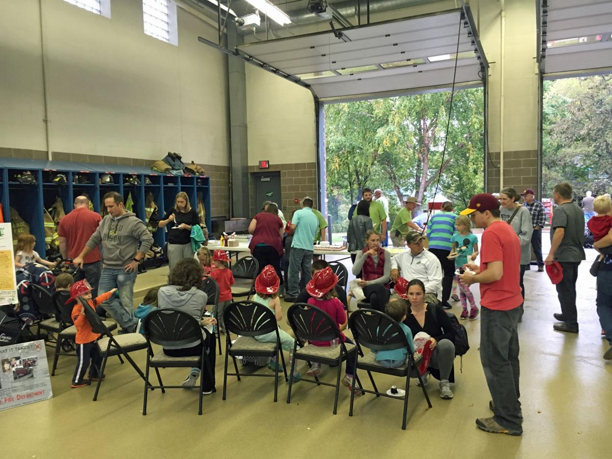 Savage Fire Department hosts open house