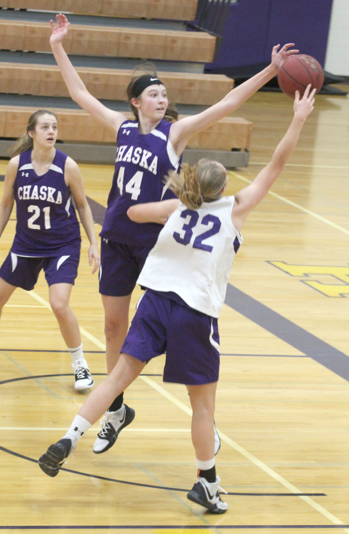 Chaska Basketball - Heir
