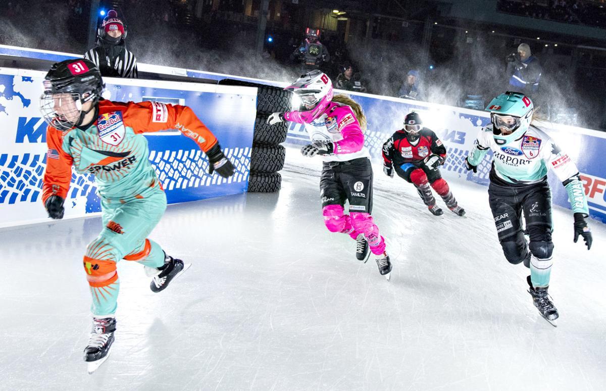 Tam Meuwissen Crashed Ice1