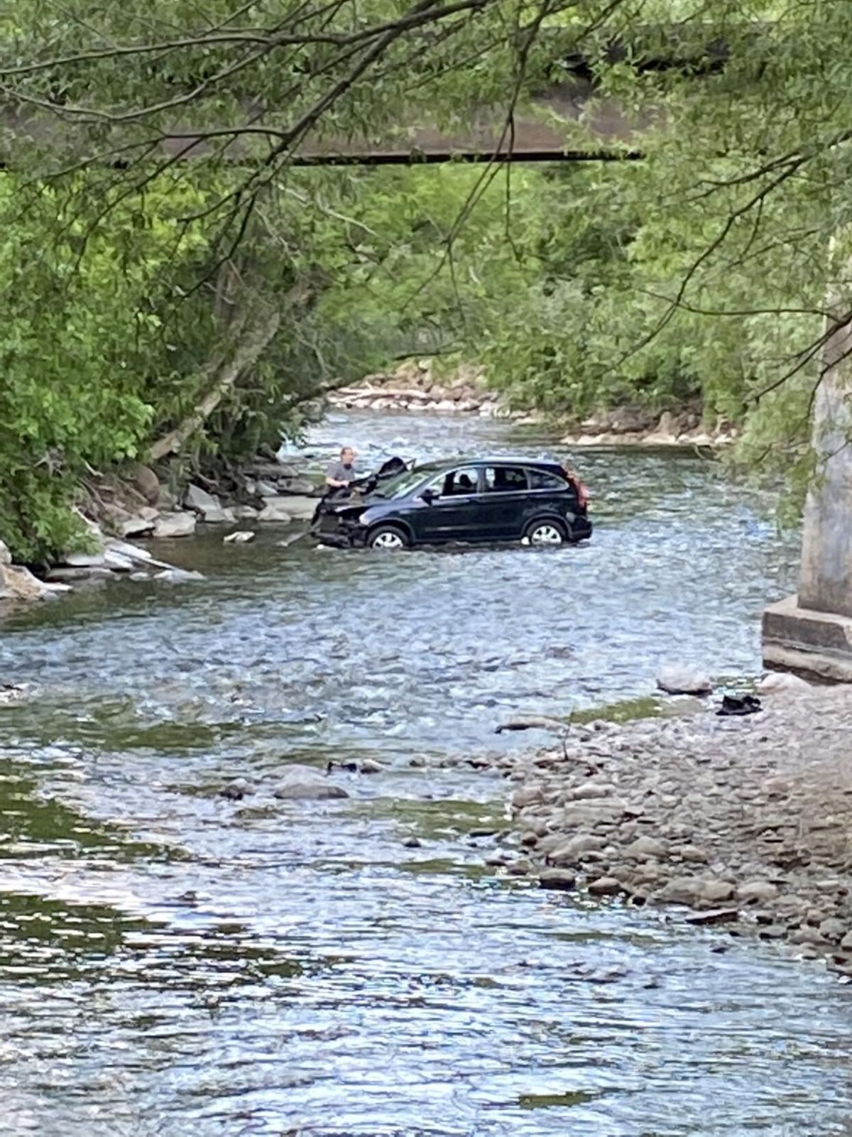 Sand Creek crash