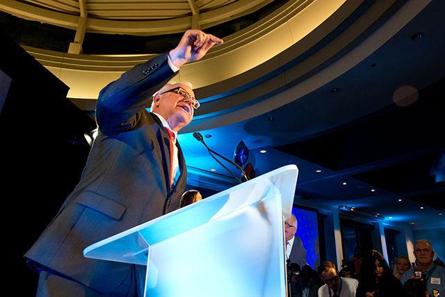 Governor-elect Tim Walz