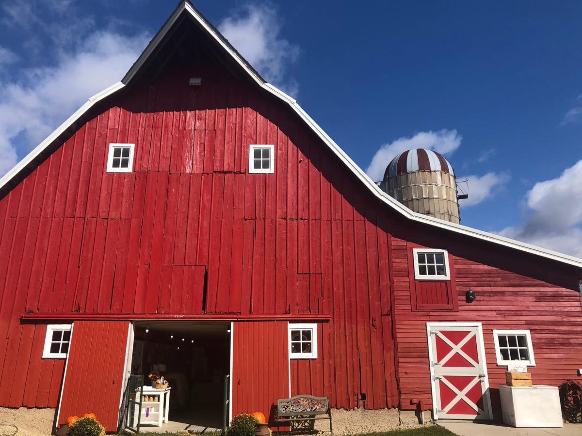 Centruy-old barn
