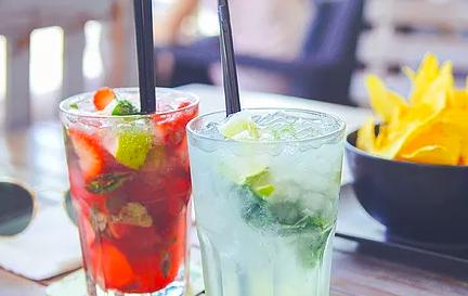 Rey Azteca Mexican Restaurant - liquor