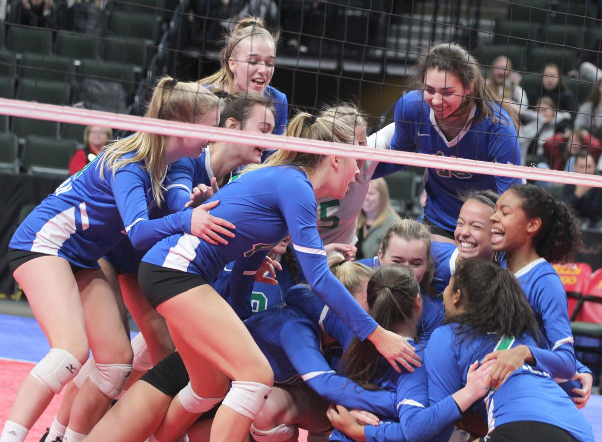 Eagan Volleyball - Winner