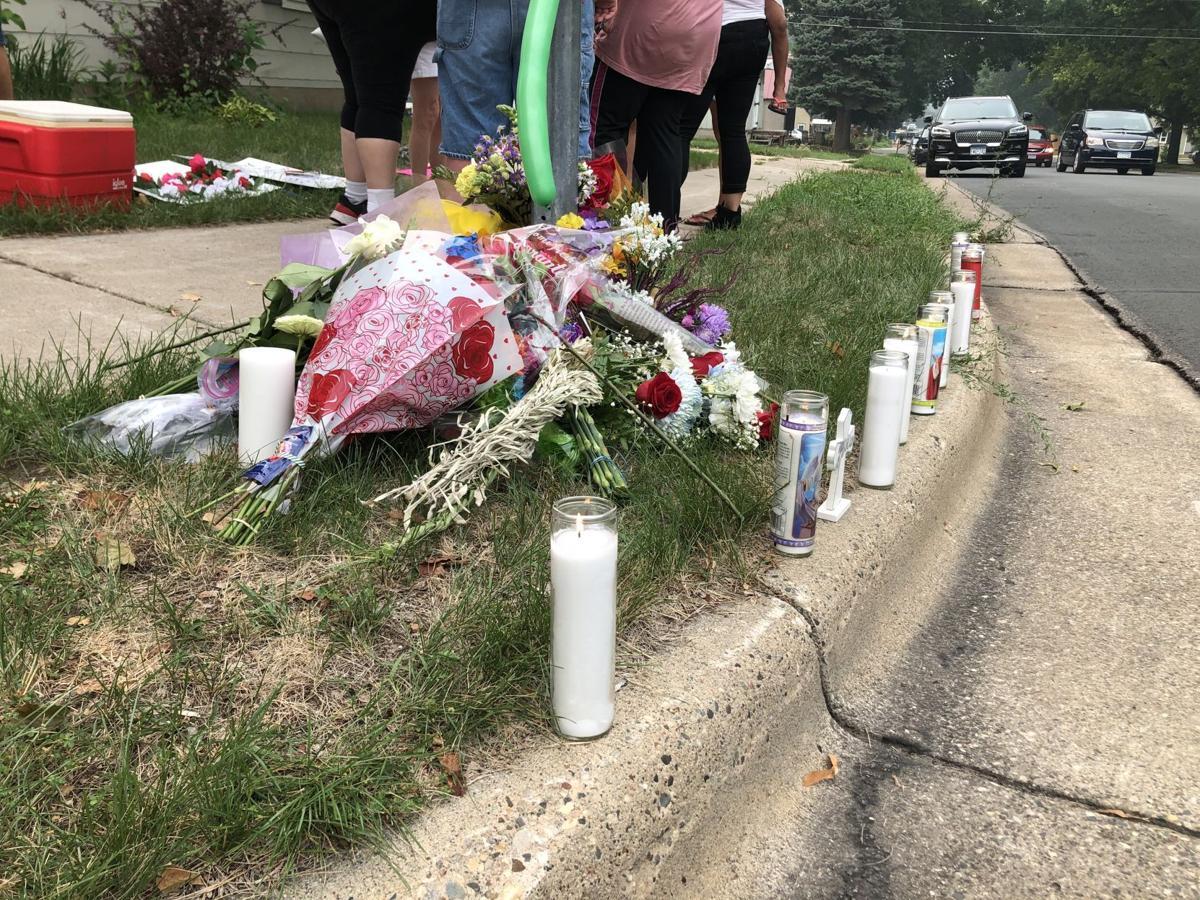 America Thayer vigil