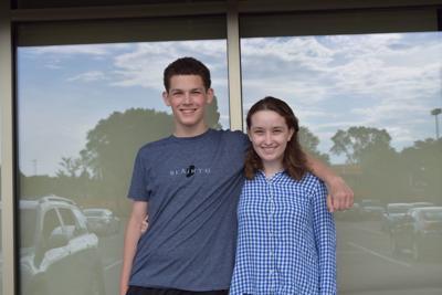 Maria and Ryan Keller