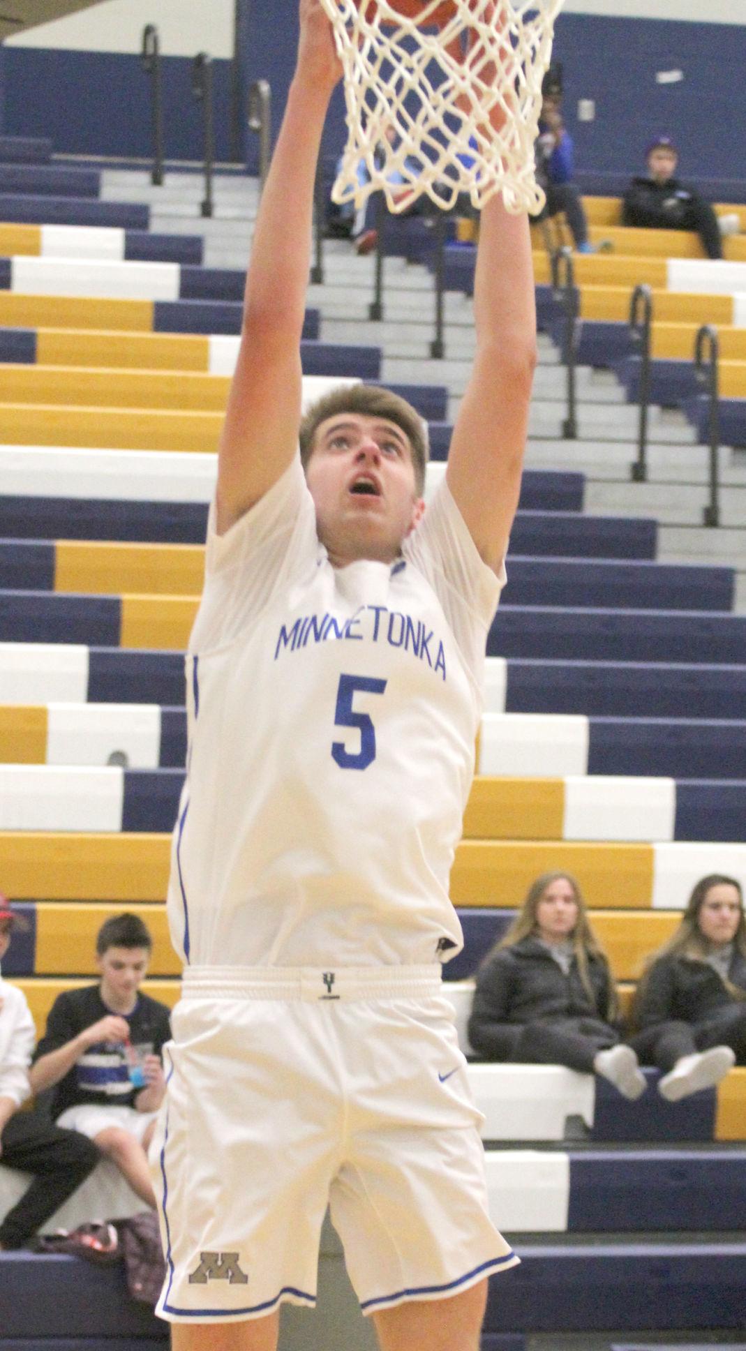 Tonka Basketball - Steele