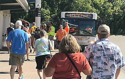 State fair ridership