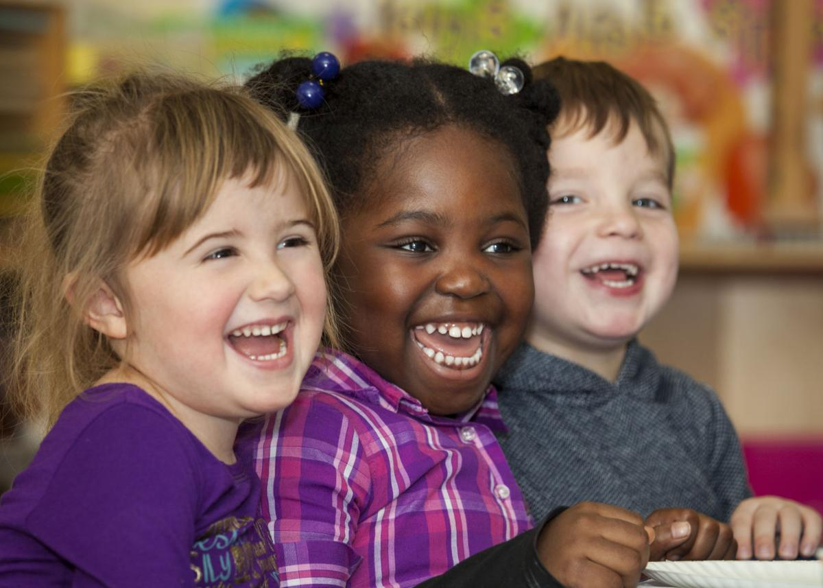 Faithful Beginnings at Guardian Angels - Children