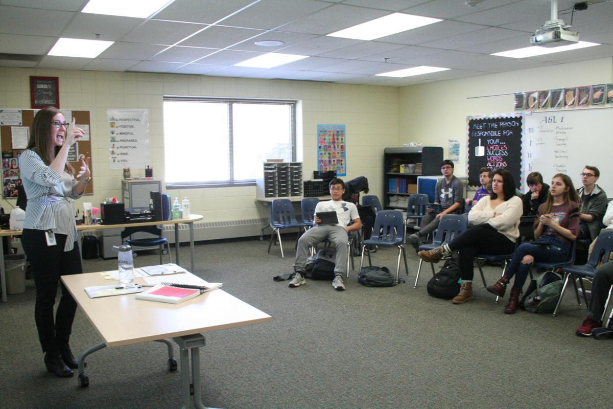 ASL 2 class