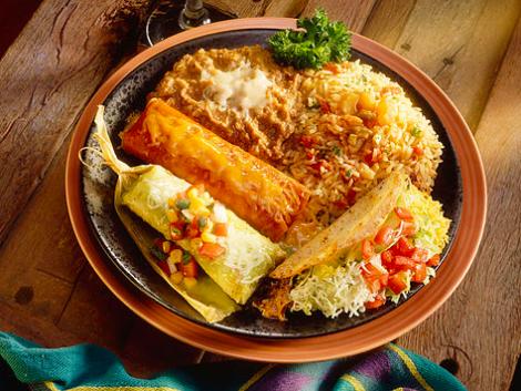 El Toro Mexican Restaurant - Mexican dish