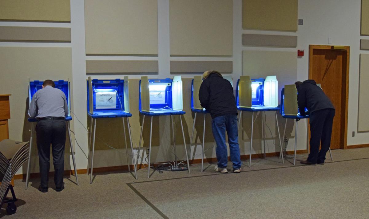 EDEN PRAIRIE CASTS A VOTE