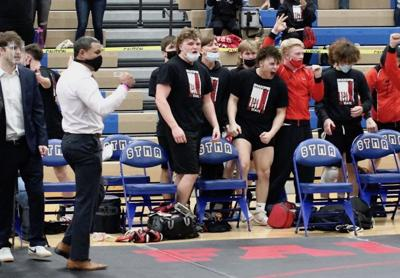 Sabers Wrestling