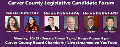 District 47 Candidates