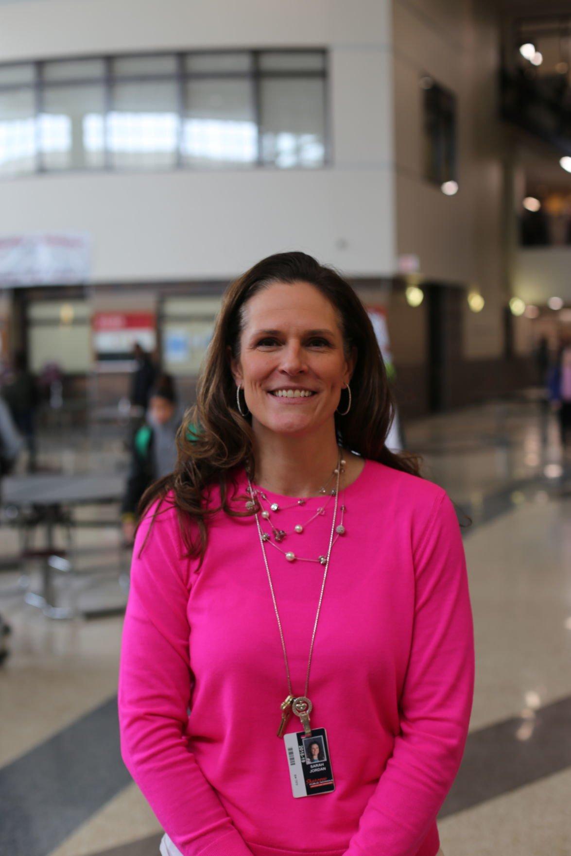 Sarah Jordan SHS