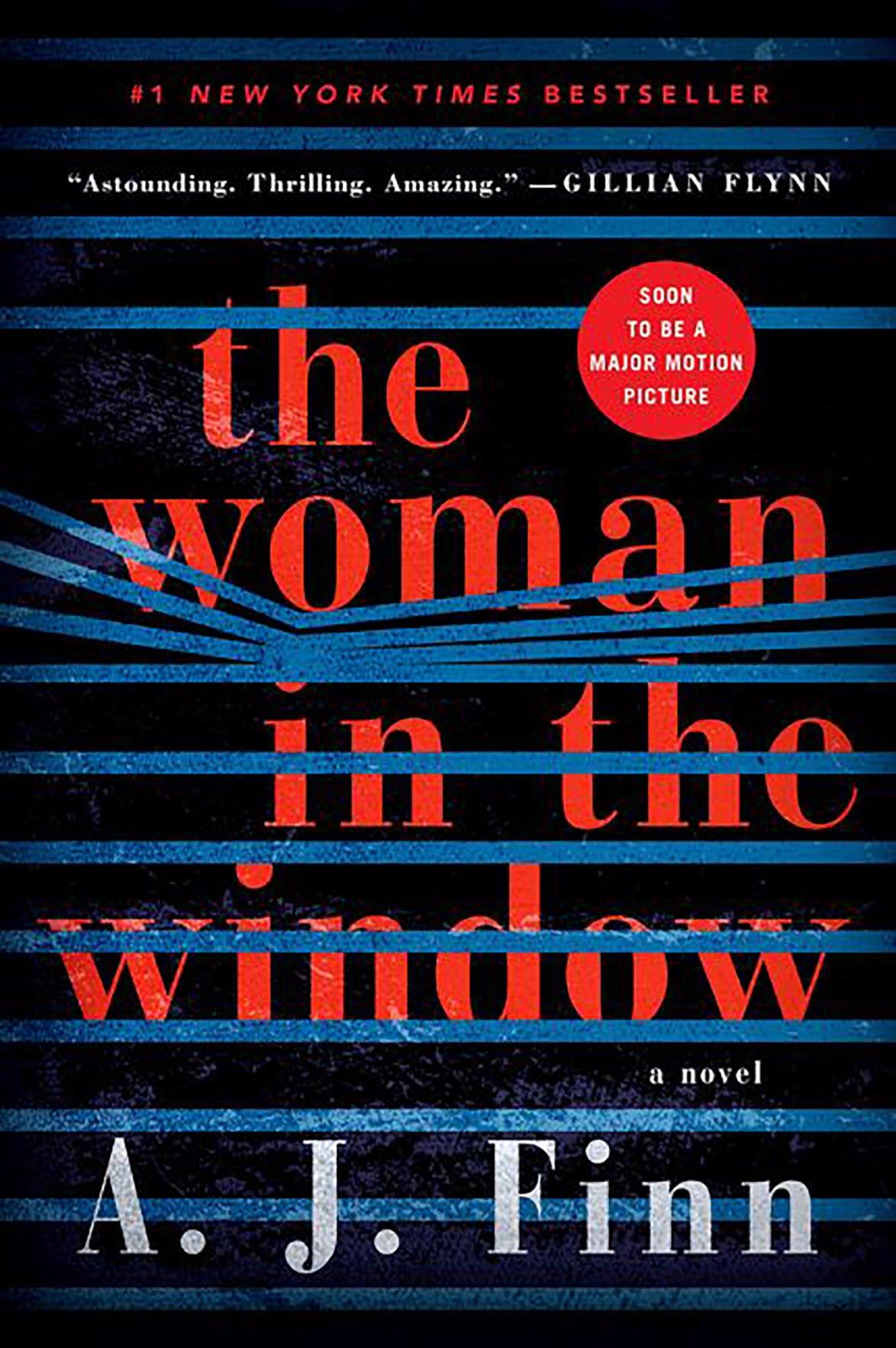 """The Woman in the Window"" by A.J. Finn"