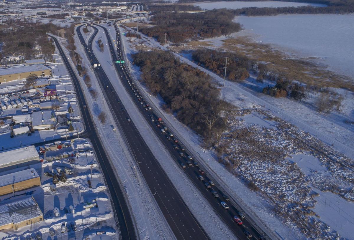 Highway 169 aerial