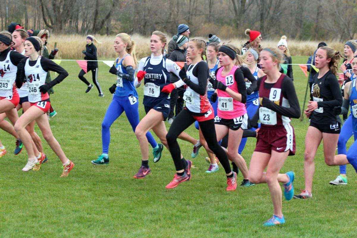 Jordan cross country
