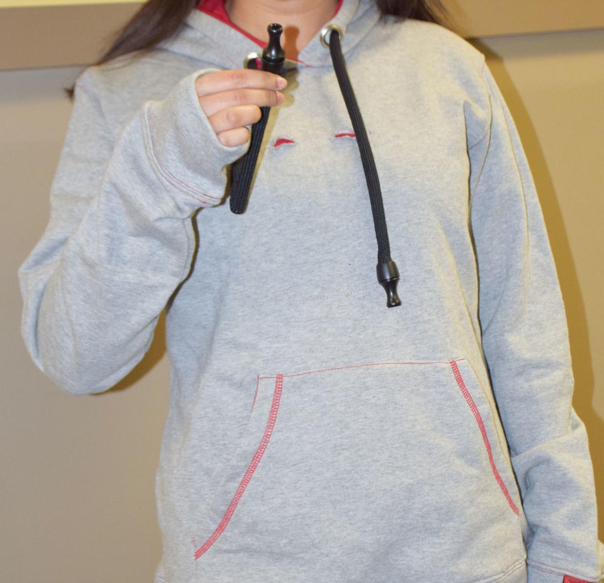 Vaping hoodie 2