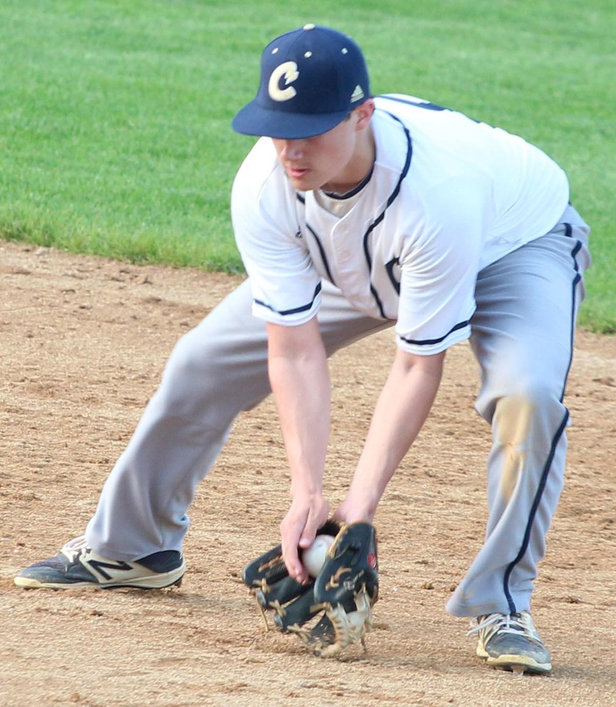 Chan Baseball - Moser