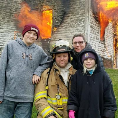 Jason Shoenbauer and family