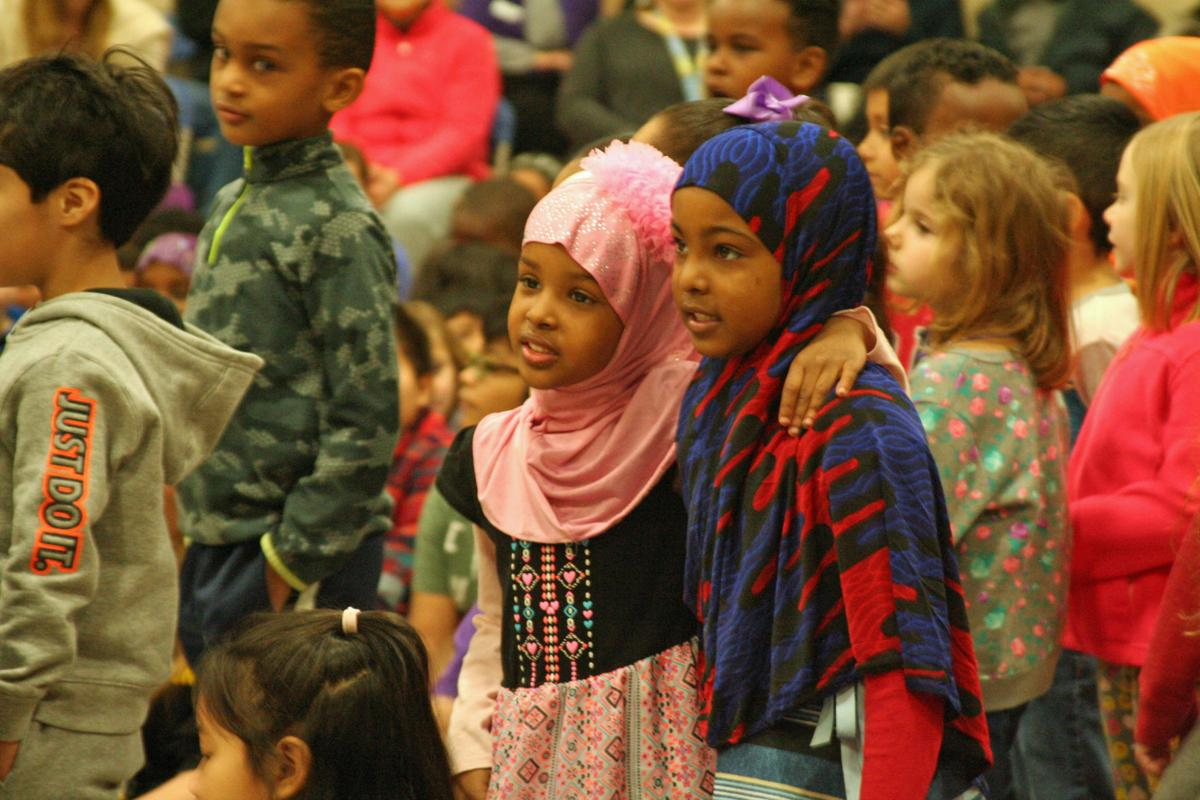 Christmas Sing Along At Lien Elementary School In 2020 Peace celebration takes place at Hidden Valley Elementary School