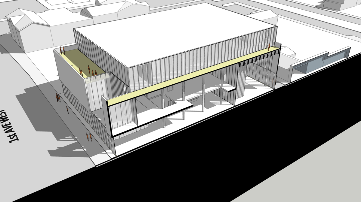 Shakopee innovation center