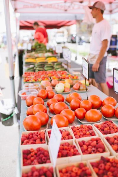 Shakopee farmers market