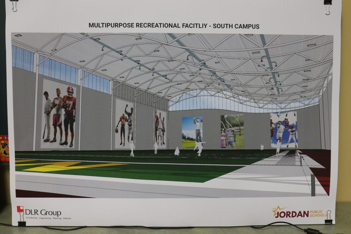 Jordan multipurpose facility concept