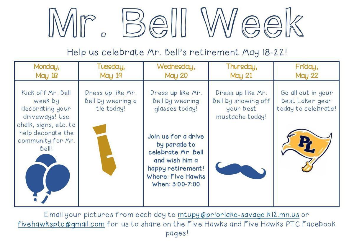 Mr. Bell Week