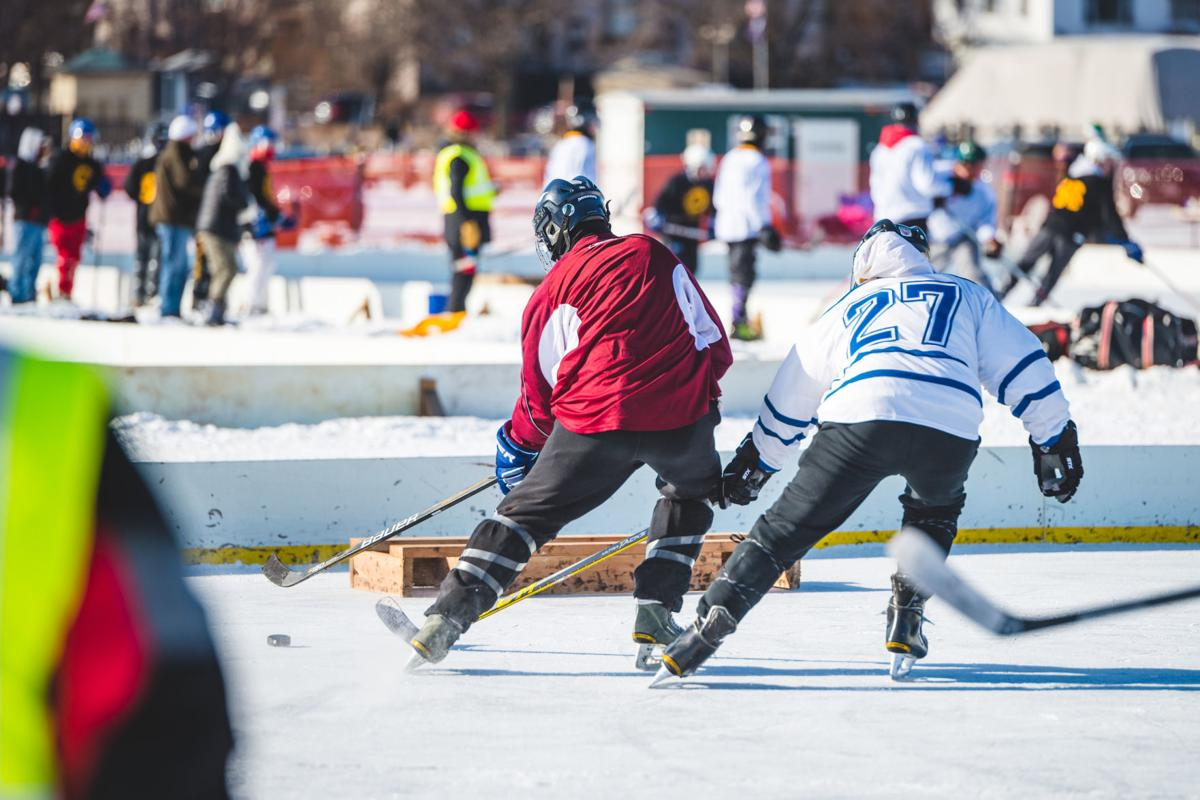 North American pond hockey championship (copy)