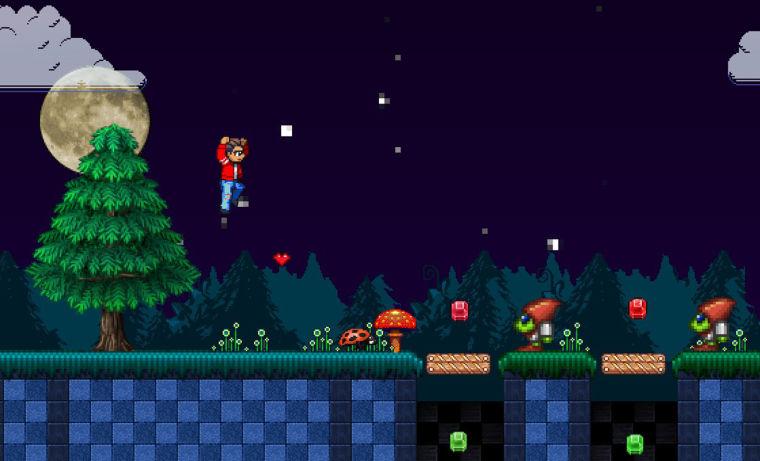 Pixelsphere screenshot