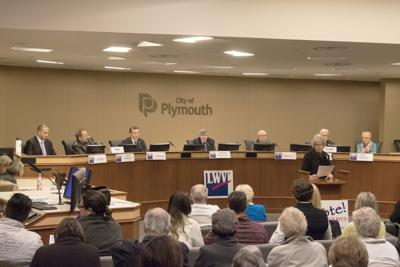 Plymouth mayor forum