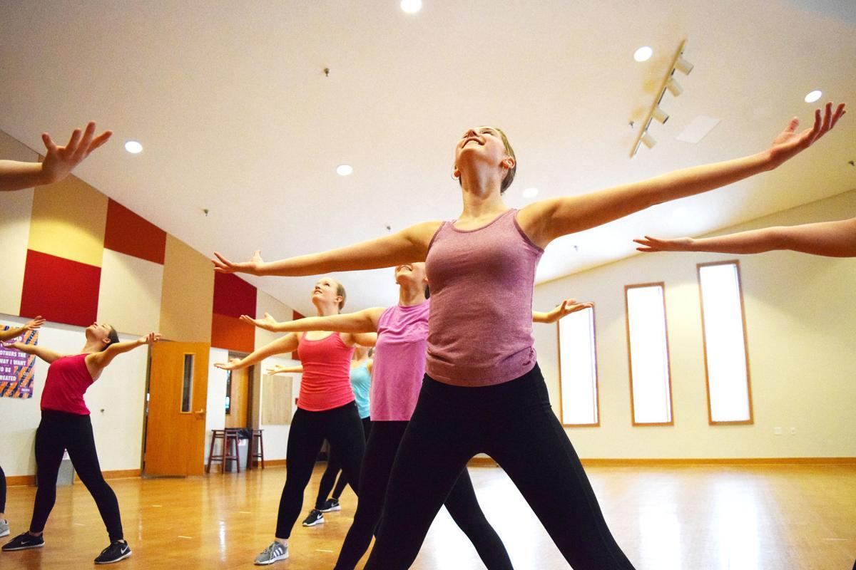 half off 326dd 082ba Prairie School of Dance: Before the Big Apple   Eden Prairie ...