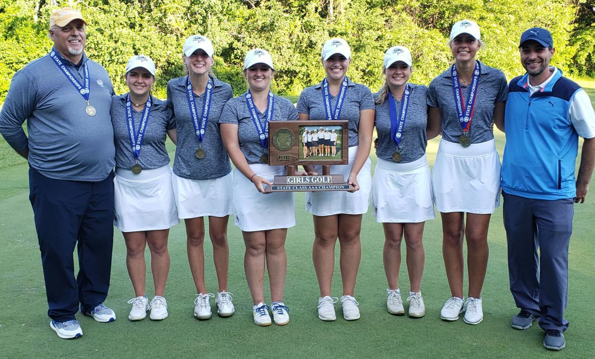 Chan Golf - State Champions
