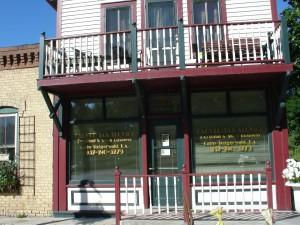 Carver Tax Service storefront