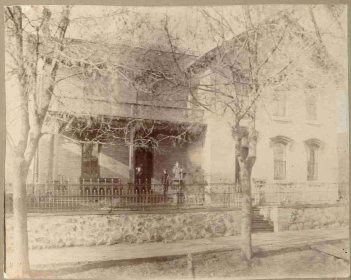 Ess House historic photo