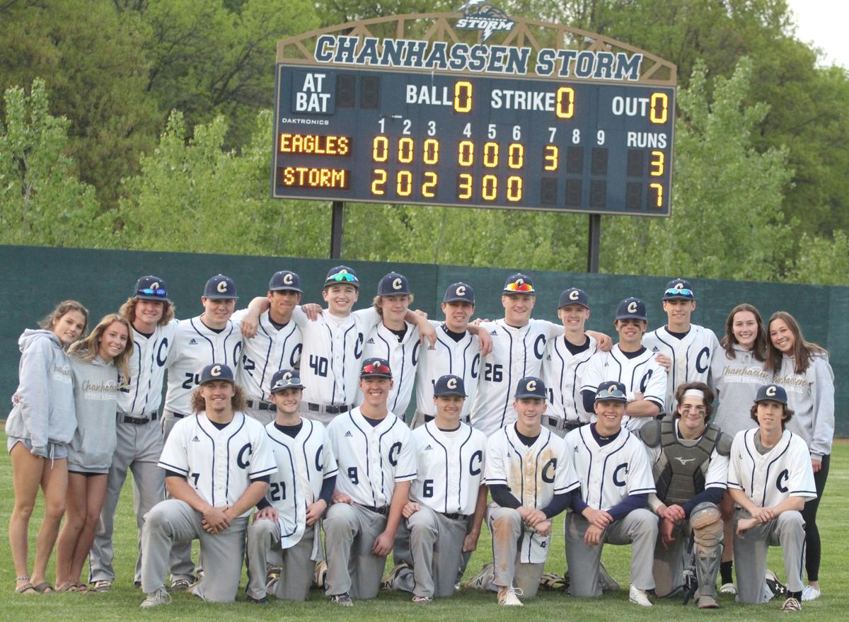 Chan Baseball - Champions