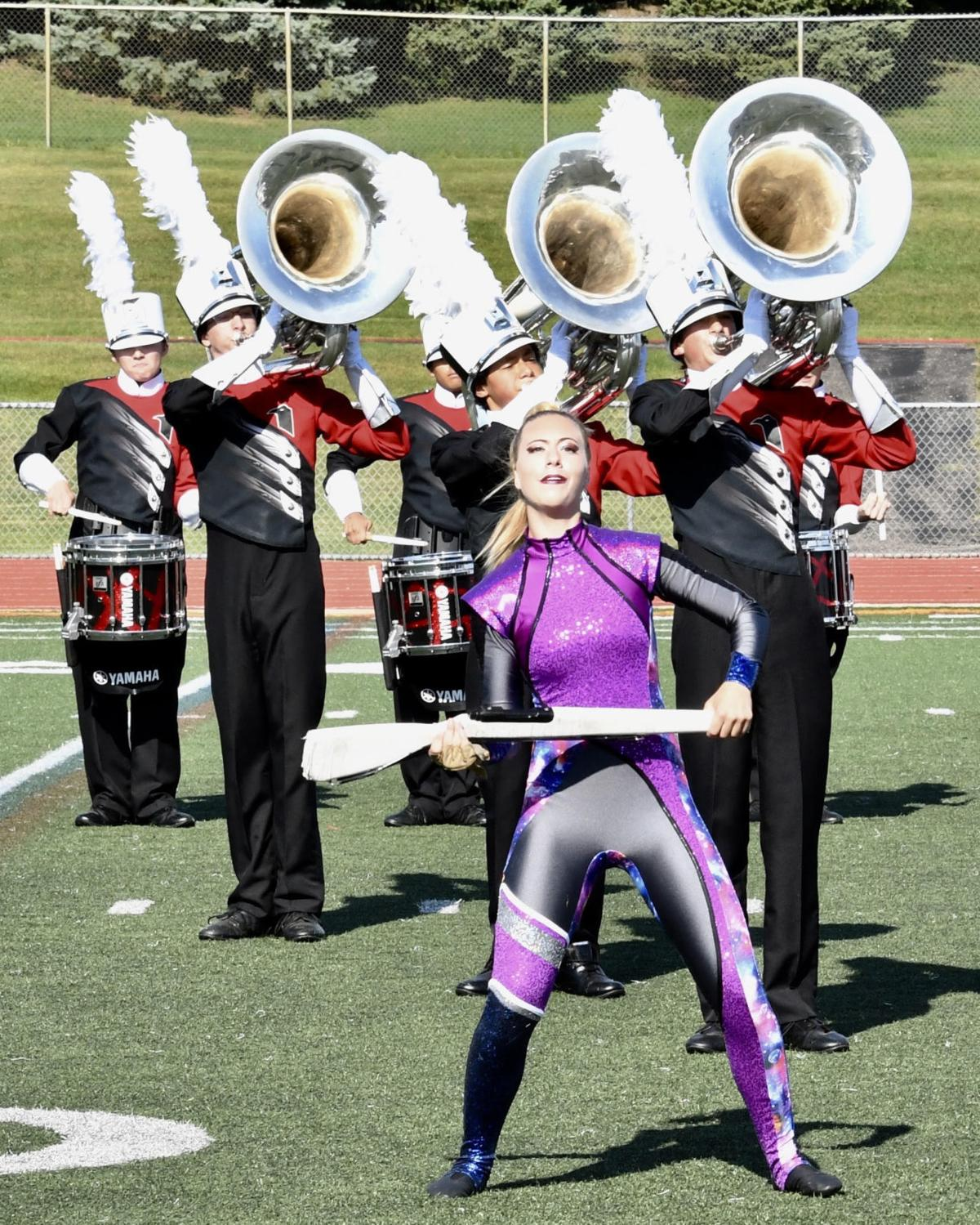 Eden Prairie hosts Prairie Colors Marching Band Festival