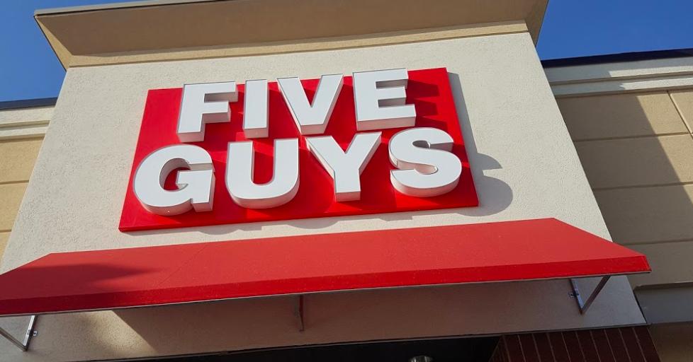 Five Guys Shakopee