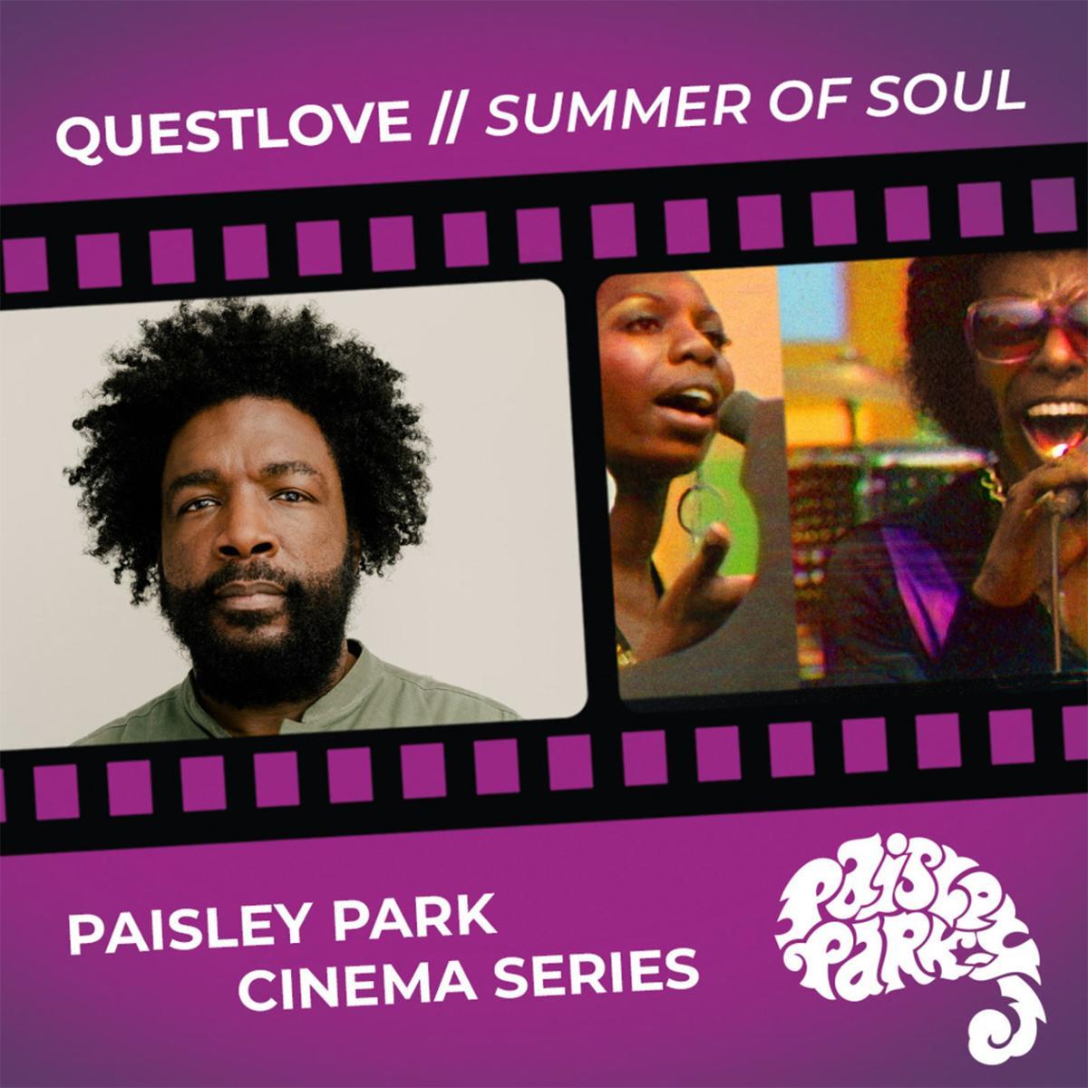 Paisley Park cinema series