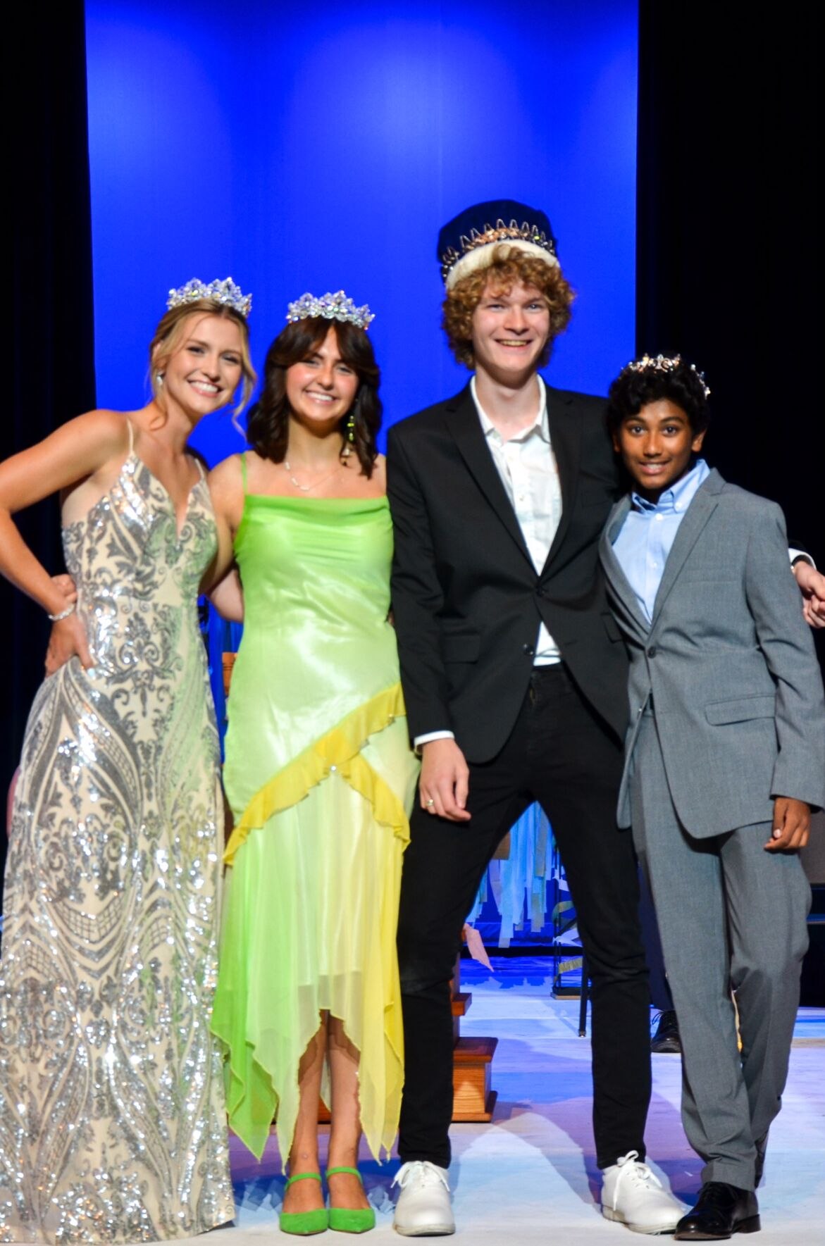 PLHS Homecoming Royalty