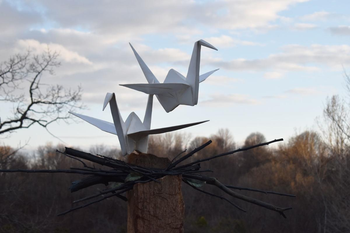 'Origami in the Garden' comes to the Arboretum | Local ... - photo#30