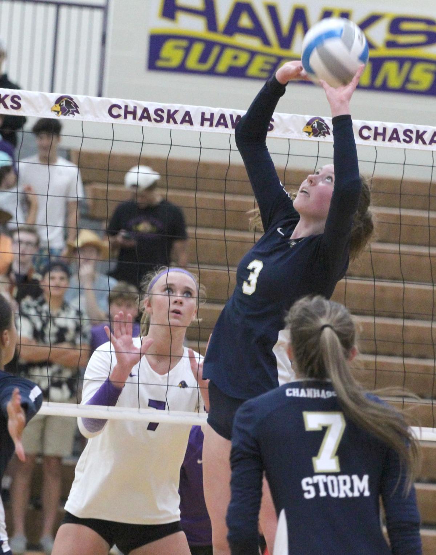 Chan Volleyball - Steding