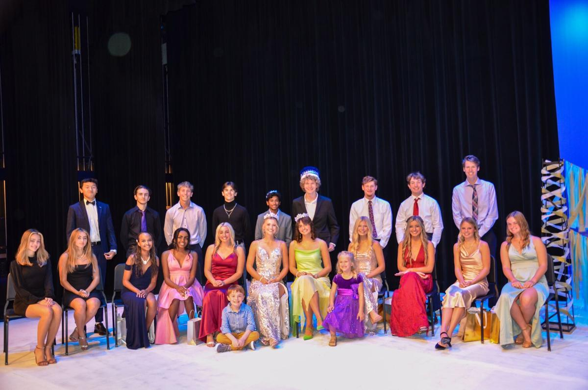 2021 PLHS Homecoming Court
