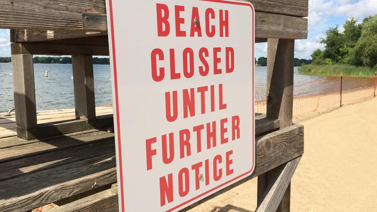 Update: Minnewashta beach remains closed | Public Safety ...