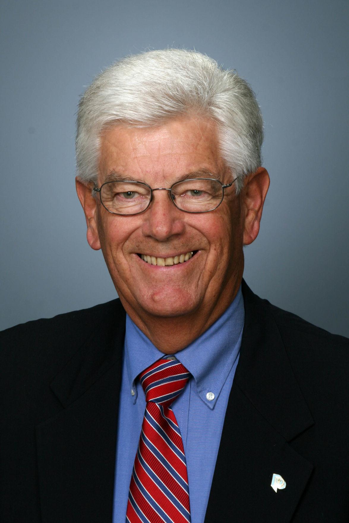 Plymouth City Council member Jim Willis