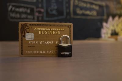Credit cards - credit card security