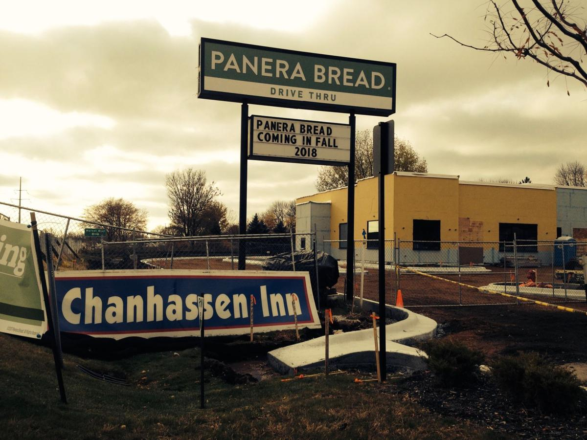 Chanhassen Inn and Panera Bread